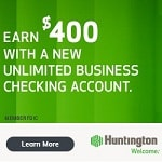 Huntington Unlimited Business Checking