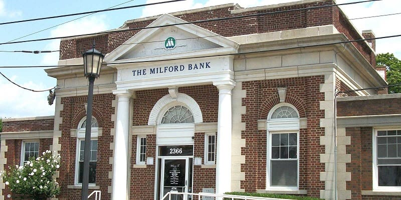 Milford Bank Promotion