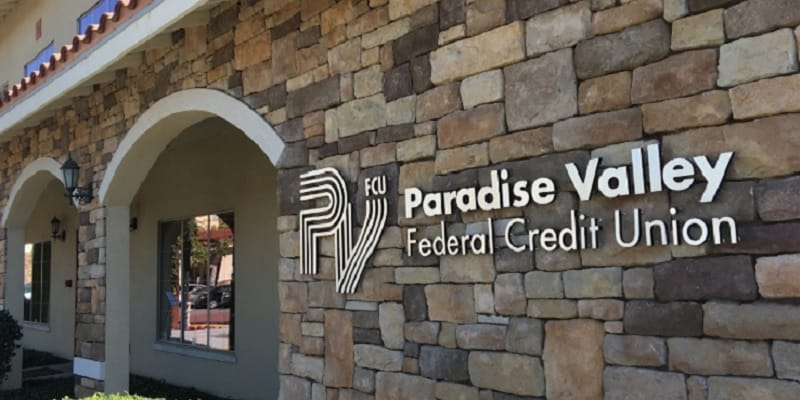 Paradise Valley Federal Credit Union Promotion