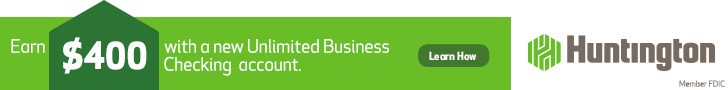 Huntington Unlimited Business account