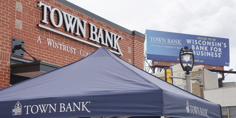 Town Bank Promotion