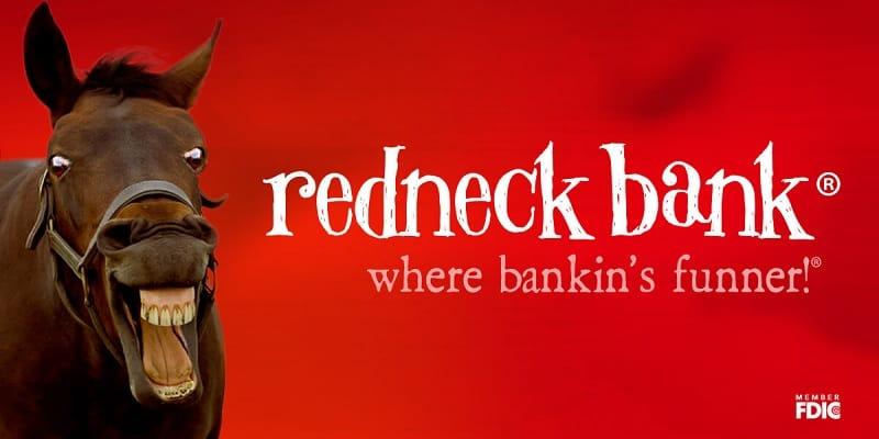Redneck Bank