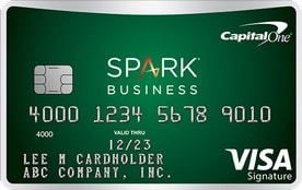 Capital One Spark Cash Business