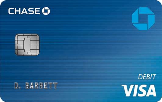 chase debit card request