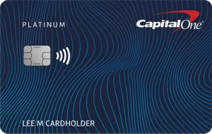 Capital One Platinum Card