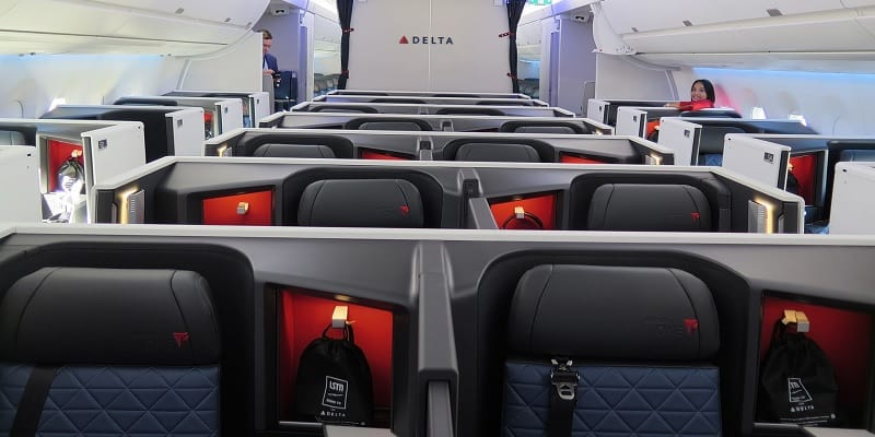 American Express Gold Delta SkyMiles Business