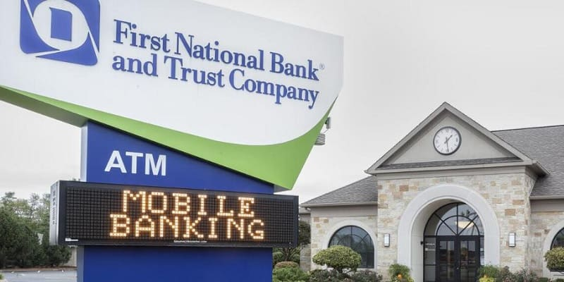 First National Bank and Trust Bonuses