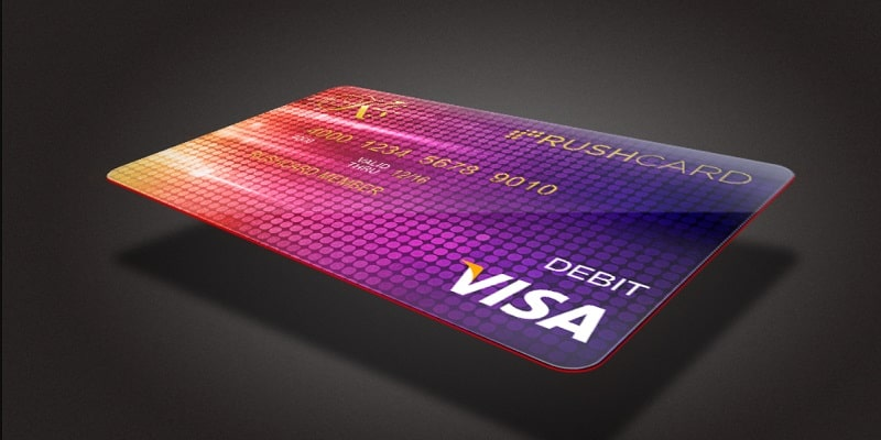 RushCard Prepaid Visa $30 And $50 Sign-Up Bonuses