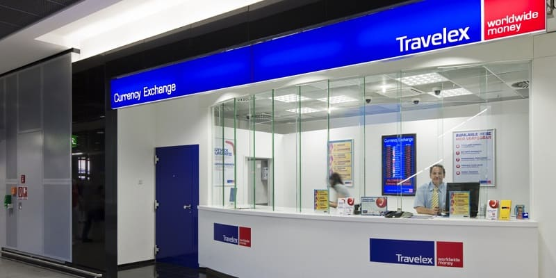 Travelex (Currency Exchange) Promotions: $60 First Order Discount And $10 Referral Offer