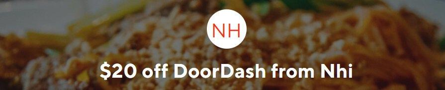 Doordash Bonuses: Earn $20 Free Credit with Referral Code