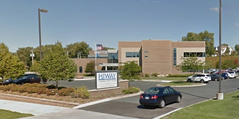 Hiway Federal Credit Union CD Rates