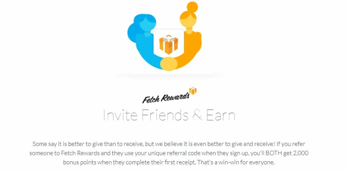 Fetch Rewards Promotions: $2 Sign-Up Bonus and $2 Referral Offer