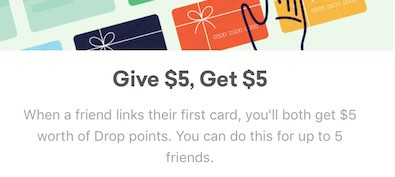 Drop App Bonuses: $5 Sign-Up Bonus, $5 Referral Offer And 120X Points For UberEats