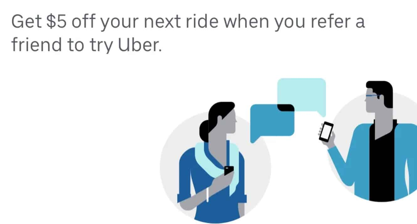 Uber And Uber Eats Bonuses: $5, $6 Uber Rides And $7, $20 Uber Eats Offers