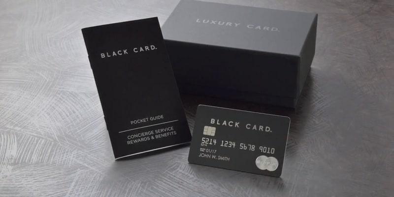 Luxury Card Mastercard Black Card Review: Premium Perks But Subpar Rewards