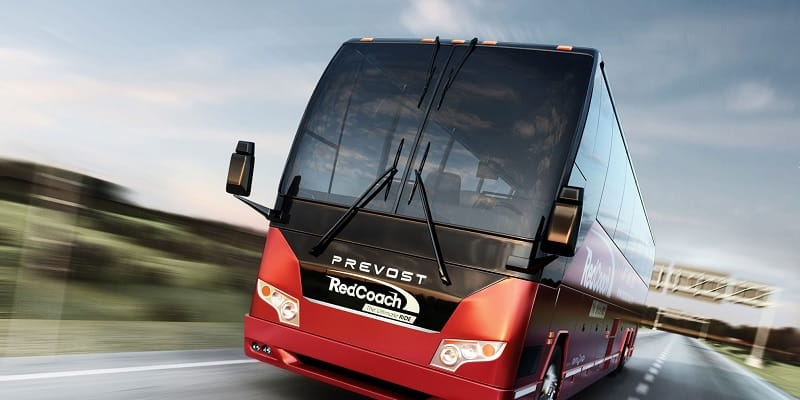 RedCoach Promotions: 20% Off Your First Booking And 20% Off Referral Credits (FL & GA)