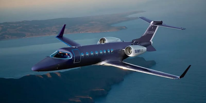 Surf Air Promotions: Roundtrip Guest Pass Referral Bonuses (CA & TX)