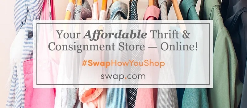 Swap.com Promotions: First Order Free Shipping, 20% Off Order And $10 Referral Bonus Credits