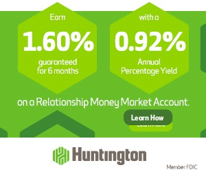 Huntington Money Market Rate