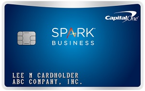 Capital One Spark Miles Select for Business Bonus