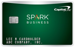 Capital One Spark Cash Bonus