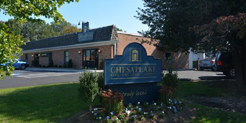 chesapeake bank hayes