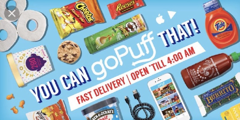GoPuff Promotions: $20 Welcome Offer And $15 Referral Bonuses
