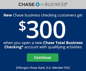 Chase Total Business Coupon