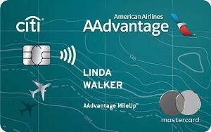 American Airlines AAdvantage MileUp Card Bonus
