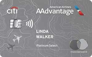 Citi AAdvantage Platinum Select World Elite Mastercard Bonus