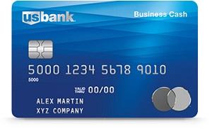 U.S. Bank Business Cash Rewards World Elite Mastercard Bonus