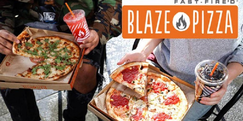 Blaze Pizza App Promotions: Free Drink Welcome Offer + Earn Free Slices + Referral Bonuses