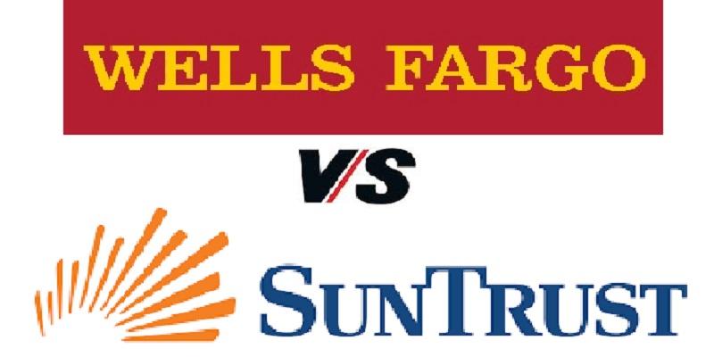 Suntrust Bank Vs Wells Fargo Which Is Better