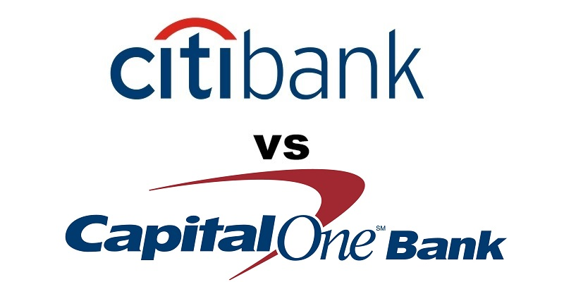 Capital One vs Citibank