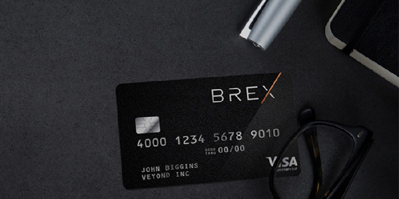 Brex Corporate Card For Startups: 50,000 Bonus Points ($850 Value)