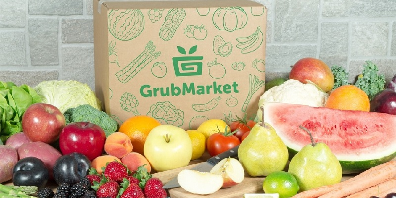 GrubMarket Promotions: $10 Welcome Bonus And $10 Referral Credits