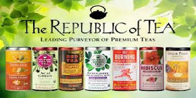 The Republic Of Tea's Loyal Citizen Program: $10 Referral Credits