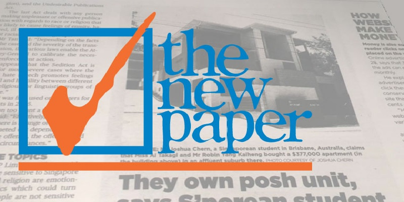 The New Paper Promotions: Clear & Concise News Via Text (7-Day Free Trial)