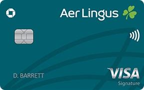 Aer Lingus Visa Signature Card Bonus