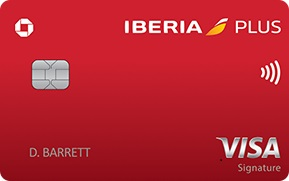 Iberia Visa Signature Card Bonus