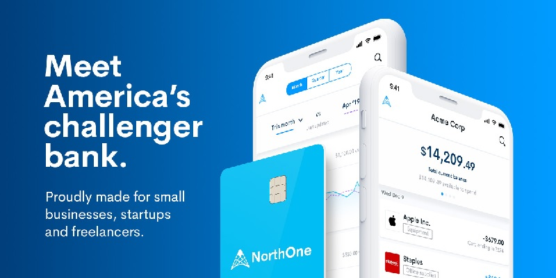 NorthOne Mobile Banking For Small Businesses, Startups, Freelancers