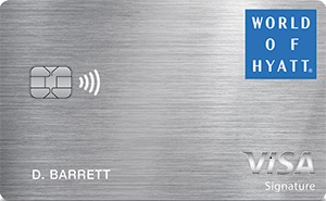 World of Hyatt Card Bonus