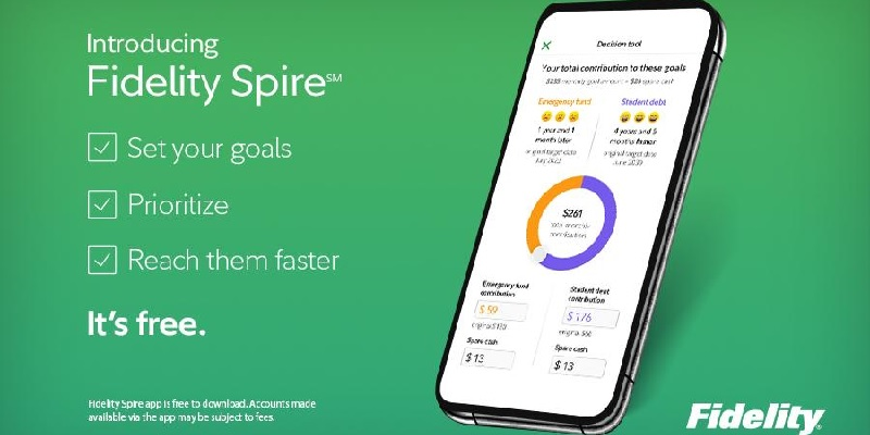 Fidelity Spire Promotions: $5 Sign-Up Bonus & $5 Referrals (Up To $30)