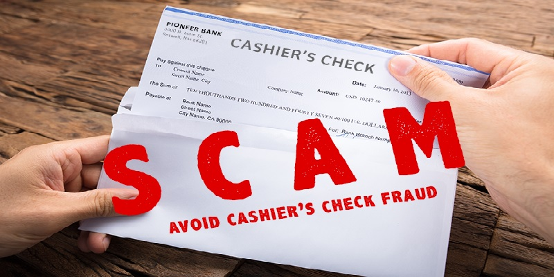 How To Avoid Cashier's Check Scams and Fraud