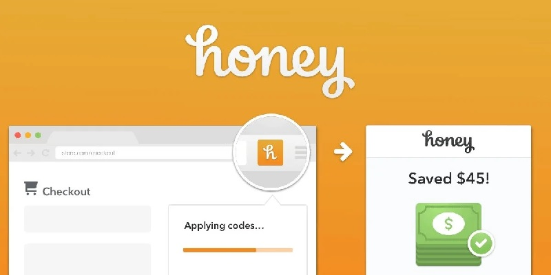Honey (joinhoney.com) Promotions: 500 Gold Sign-Up Bonus ($5 Value) & 500 Gold Referrals