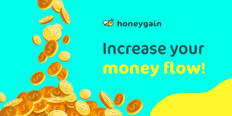 Honeygain Promotions: $5 Sign-Up Bonus & Give $5, Get 10% Referrals