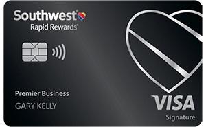 Southwest Rapid Rewards Premier Business Card Bonus