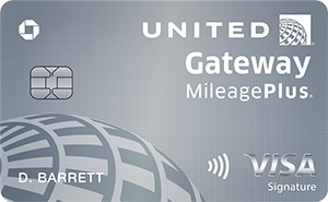 United Gateway Card Bonus
