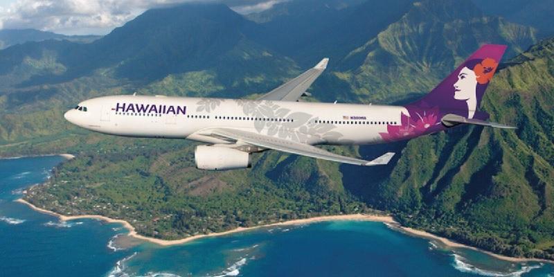 Hawaiian Airlines World Elite Business Mastercard 70,000 Bonus Miles ($840 Value)
