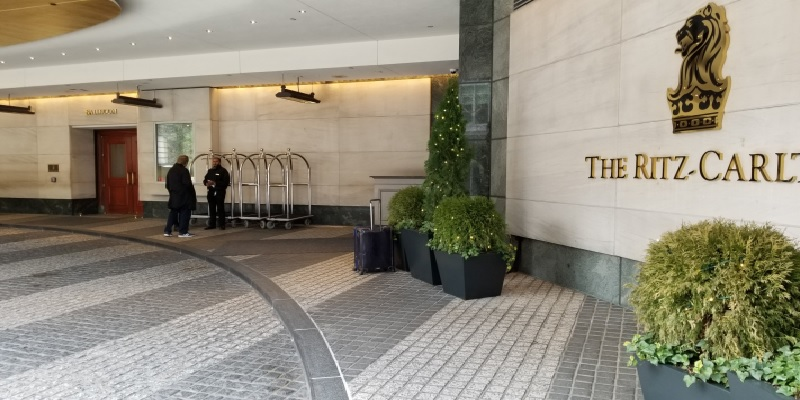 Travel & Leisure: My Complete Review Of The Ritz-Carlton, Washington D.C.